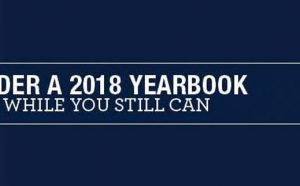 Order a 2018 Yearbook