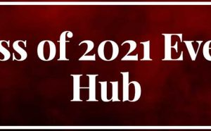Class of 2021 Events Hub