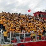 HHS Gold Out Crowd