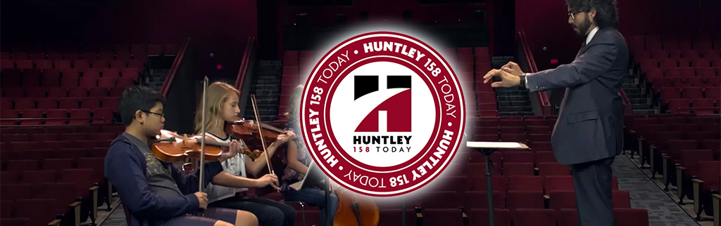 Huntley 158 Today: Orchestra Episode banner