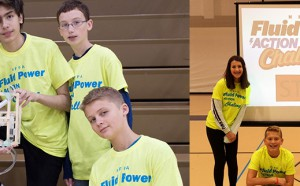Middle Schools Take First at NFPC 2016