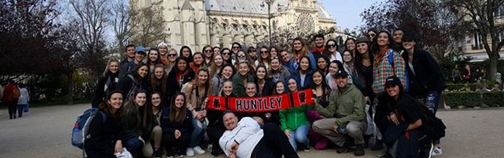 HHS Students in Paris