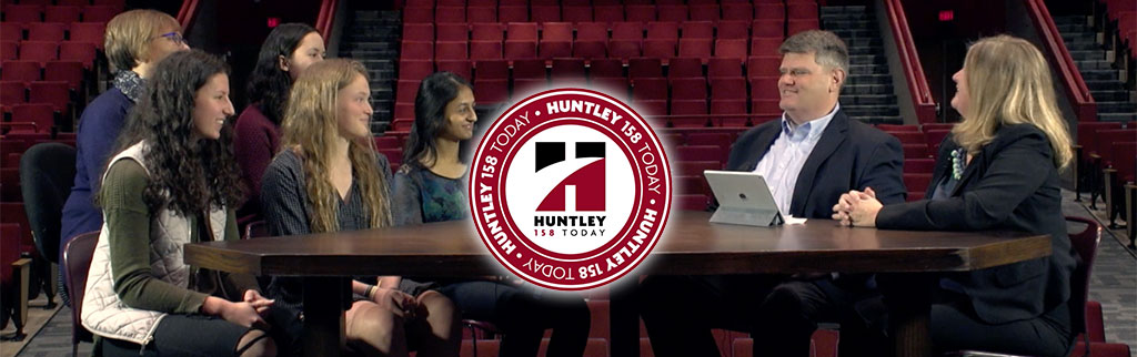 Huntley 158 Today: HHS NHS