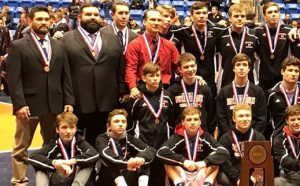 HHS Wrestling at State