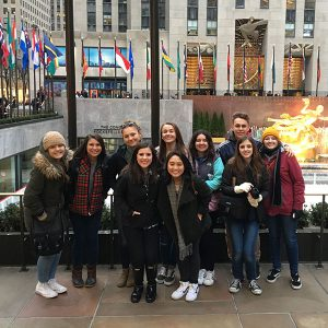 Voice Staffers in NYC