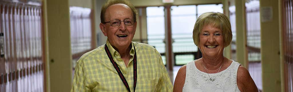 Dick and Cathie Livengood