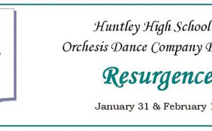 Orchesis 2020 Resurgence Banner
