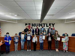 Young Authors Winners